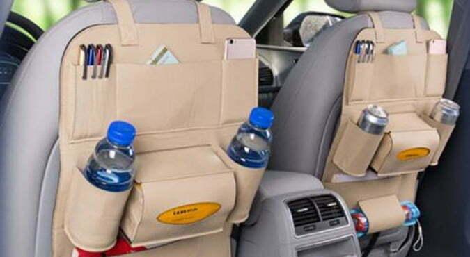 Cố định đồ trong xe