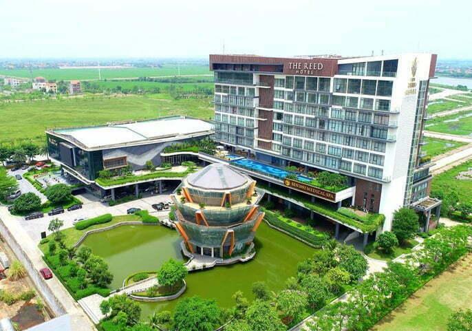 Khách sạn THE REED – Ninh Bình