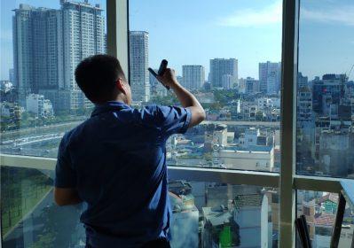 Dán kính cửa sổ – phim cách nhiệt nhà kính