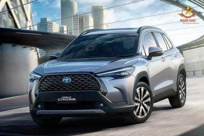 Toyota CROSS 2020 và những điều cần chú ý khi dán phim cách nhiệt cho xe