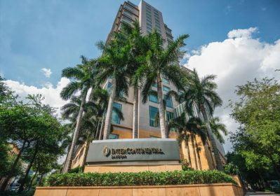 Khách sạn Intercontinetial – Sài Gòn