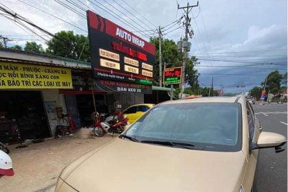 Ba Phi Auto – chuyên phim cách nhiệt tại Vĩnh Long