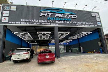 HT Auto – sản phẩm đa dạng, dịch vụ hoàn hảo – tận tâm với khách hàng
