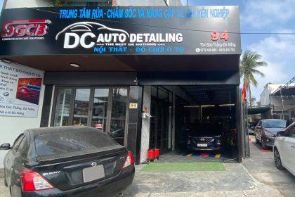 Nội thất ô tô DC Auto – Điểm tân trang nội thất xe hơi cao cấp