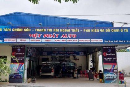 Việt Pháp Auto – địa chỉ gửi gắm chiếc xe thân yêu của bạn