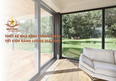 Thiết kế nhà kính thông minh tiết kiệm năng lượng cho gia đình